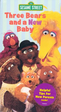 Sesame Street: Three Bears and a New Baby