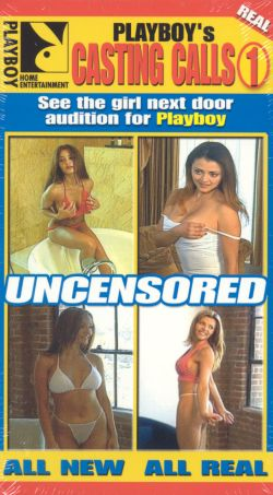 Playboy: Playboy's Casting Calls, Vol. 1