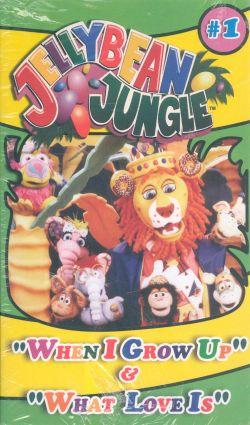 Jellybean Jungle, Vol. 1