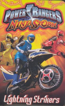 Power Rangers Ninja Storm: Lightning Strikes