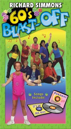 Richard Simmons: '60s Blast Off