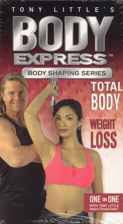 Tony Little: Body Express - Total Body, Weight Loss