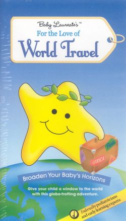 Baby Laureate: For the Love of World Travel