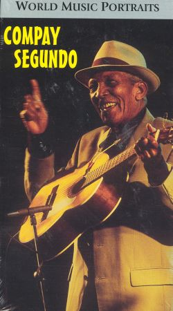 World Music Portraits: Compay Segundo - A Cuban Legend