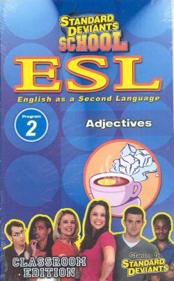 Standard Deviants School: ESL, Program 2 - Adjectives