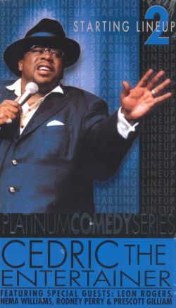 Platinum Comedy Series: Cedric the Entertainer - Starting Lineup 2