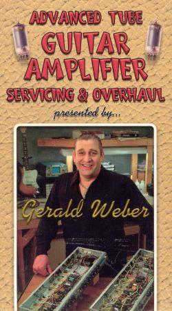 Advanced Tube Guitar Amplifier: Servicing & Overhaul