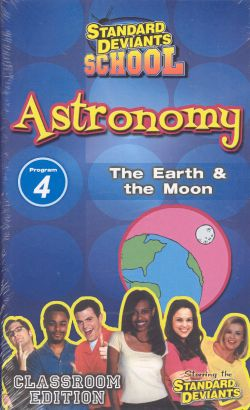 Standard Deviants School: Astronomy, Program 4 - The Earth and the Moon