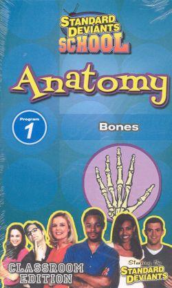 Standard Deviants School: Anatomy, Program 1 - Bones