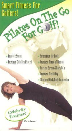 Pilates on the Go for Golf!