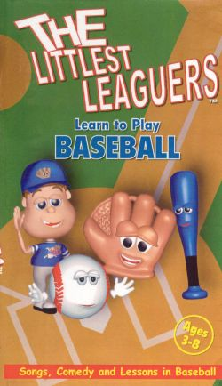 The Littlest Leaguers: Learn to Play Baseball