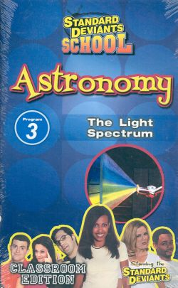 Standard Deviants School: Astronomy, Program 3 - The Light Spectrum