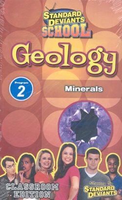 Standard Deviants School: Geology, Program 2