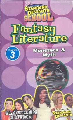 Standard Deviants School: Fantasy Literature, Program 3
