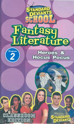 Standard Deviants School: Fantasy Literature, Program 2