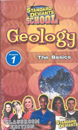 Standard Deviants School: Geology, Program 1