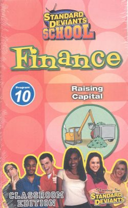 Standard Deviants School: Finance, Program 10 - Raising Capital