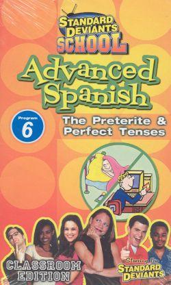 Standard Deviants School: Advanced Spanish, Program 6