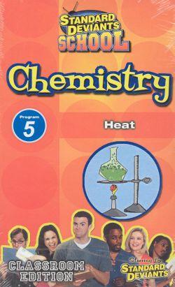 Standard Deviants School: Chemistry, Program 5