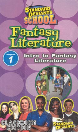 Standard Deviants School: Fantasy Literature, Program 1