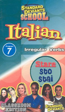Standard Deviants School: Italian, Program 7