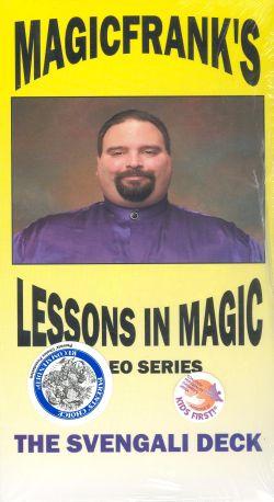MAGICFRANK's Lessons in Magic: The Svengali Deck