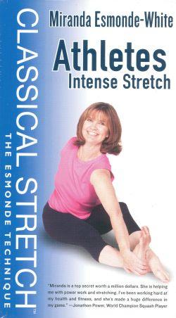 Classical Stretch: Athletes Intense Stretch