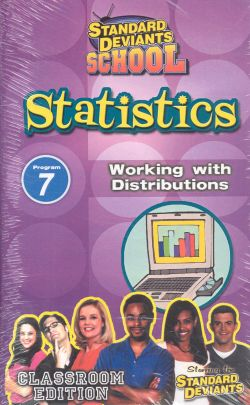 Standard Deviants School: Statistics, Program 7 - Working With Distributions