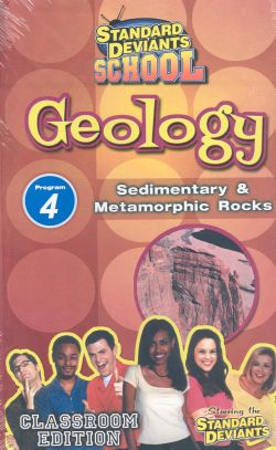 Standard Deviants School: Geology, Program 4