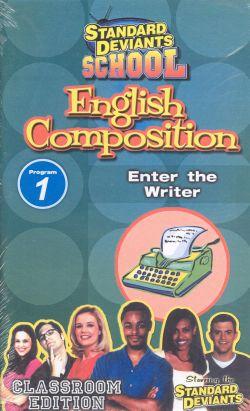 Standard Deviants School: English Composition, Program 1