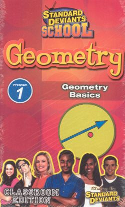 Standard Deviants School: Geometry, Program 1 - Geometry Basics