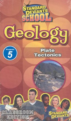 Standard Deviants School: Geology, Program 5
