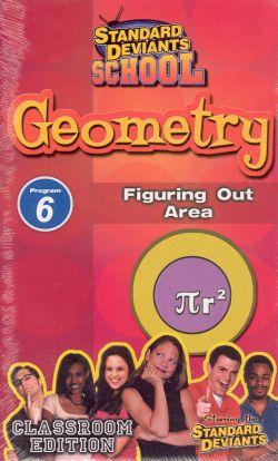 Standard Deviants School: Geometry, Program 6 - Figuring Out Area