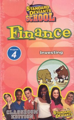 Standard Deviants School: Finance, Program 4 - Investing