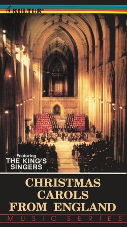The King's Singers: Christmas Carols From England