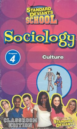 Standard Deviants School: Sociology, Program 4 - Culture