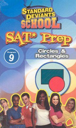Standard Deviants School: SAT Prep, Program 9 - Circles & Rectangles