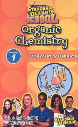 Standard Deviants School: Organic Chemistry, Program 1 - Chemistry Basics