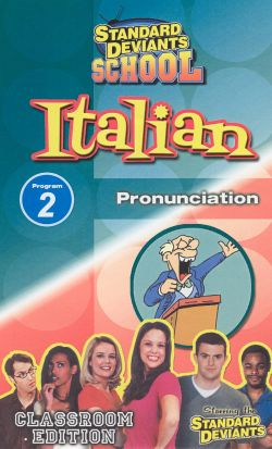 Standard Deviants School: Italian, Program 2