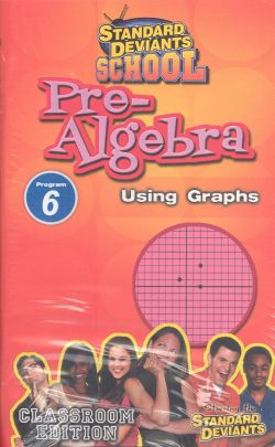 Standard Deviants School: Pre-Algebra, Program 6