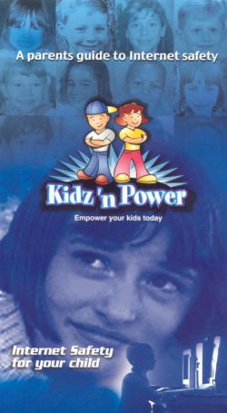 Kidz 'N Power: Internet Safety for Your Child
