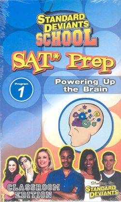 Standard Deviants School: SAT Prep, Program 1 - Powering up the Brain