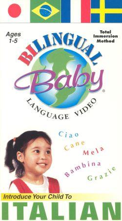 Bilingual Baby: Italian