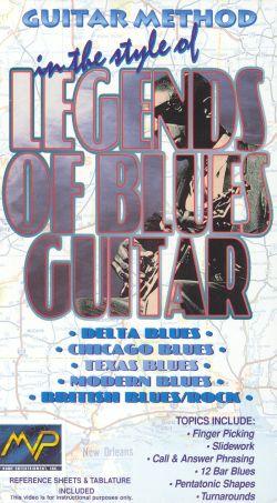 Legends of Blues Guitar