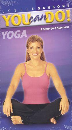 Leslie Sansone: You Can Do! Yoga