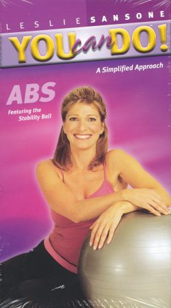 Leslie Sansone: You Can Do! Abs