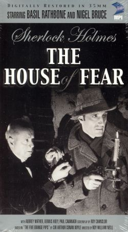The House of Fear