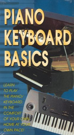 Piano/Keyboard Basics