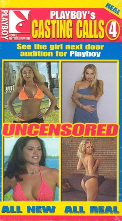 Playboy: Playboy's Casting Calls, Vol. 4