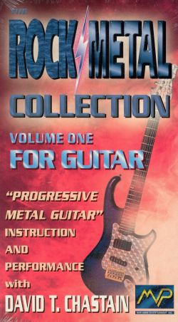 Rock/Metal Collection, Vol. 1: For Guitar - David T. Chastain